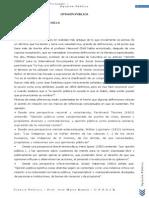 Tuesta Soldevilla Fernando Opinión Pública