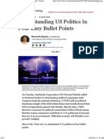Understanding US Politics in Four Easy Bullet Points - Forbes