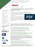 Cara Mengatasi Beberapa Masalah Fotocopy Canon Analog Maupun Digital (Kumpulan Masalah Dan Solusi)
