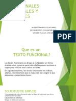 Textos Funcionales Laborales y Sociales a Farfan