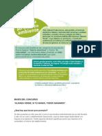 Bases Del Concurso Alianza Verde