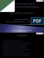 Induccion Redes Hibridas Fibra Hfc