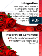 Love Life Ni Rizal