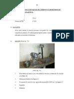 Mezcla Mecanica de Pastas de Cemento y Morteros de Consistencia Plastica
