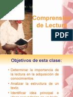 Introduccion a La Comprension Lectora