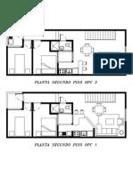 Casa Arbey 2 Segundo Piso -Modelo