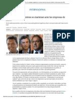 Elecciones Argentina 2015_ Los Candidatos Argentinos Se Examinan Ante Las Empresas de EEUU _ Internacional _ EL PAÍS