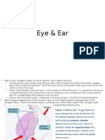 Eye & Ear Histology Slideshow