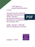 AG Menschenrechte Leipzig - AOPK Rechtler