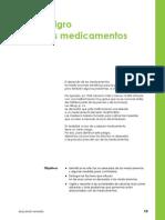 7.1.- El Peligro de Los Medicamentos