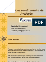 tcnicaseinstrumentosdeavaliao-090921130252-phpapp02.ppt