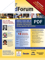 Pharmaceutical Executive's MedEd Forum 2006