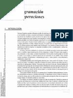 Planeacion y Control de La Produccion, Cap.8. Programacion de Operaciones (Sipper y Bulfin)
