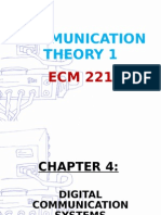 Chap 4 - Digital Communication System for communication engineering