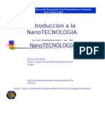Introducción a la nanotecnología