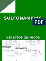 Sulfonamidas y Trimetoprima