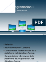 Conociendo Windows Forms