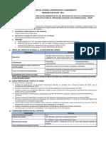 CAS Nº 259-2015-Coordinador Técnico de Dir. Ejecut. PNVR