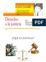 Derecho a La Justicia