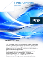 5ta Diapositiva de ADITIVOS