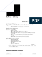 Systems Literacy Lbsweeney