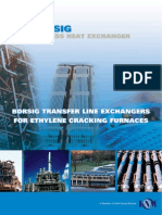 BORSIG Process Heat Exchanger - Transfer Line Exchangers