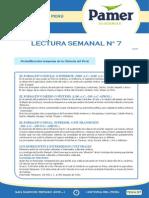 Lectura Semanal 7 HP