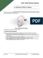 8 Bit USB Debug Adapter