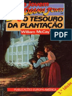 O Jovem Indiana Jones e o Tesouro Da Plantação - William McCay