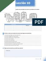 unidad Modelo Cuaderno de Ejercicios Ele Actual A1