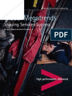 Accenture Global Megatrends Shaping Service Success