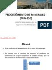 clase 1 procesamiento de minerales
