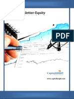 Live Equity Market Recommendations for Today by CapitalHeight