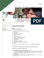 Esquema de Proyecto de Investigación _ Universidad Nacional Del Altiplano - UNAP - Puno