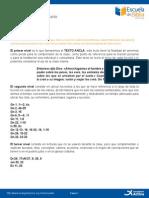 Textos_biblicos_clase6 La Historia Del Origen Del Pueblo