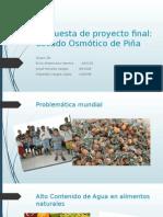 Propuesta de Proyecto Final