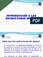 Introducción a Las Estructuras