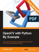 OpenCV with Python By Example - Sample Chapter