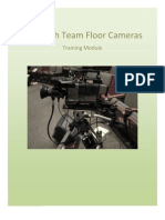Vcc Tech Team Orientation Floor Camera - Rehearsal