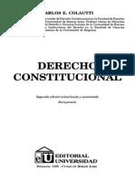Colautti Derecho Constitucional