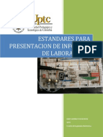 ESTANDARES DE DOCUMENTACION PARA PRESENTACION DE INFORMES DE LABORATORIO.pdf