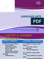 Presentationbpk Language Arts