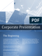 Corporate Presentation -Techmagnate