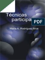 TECNICAS PARTICIPATIVAS
