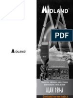 Manual Midland-Alan 199A