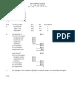 Advanced Accounting Ch3 Hw