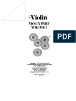Suzuki Violin Method - Vol 01