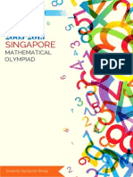 Singapore Mathematical Olympiad (2005-2013)