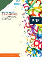 Singapore Mathematical Olympiad (2005-2013)