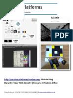Creative Platforms Handbook